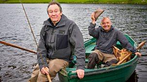 Mortimer & Whitehouse: Gone Fishing - Series 4: Episode 3