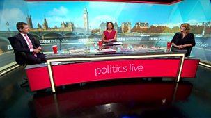 Politics Live - 06/09/2021