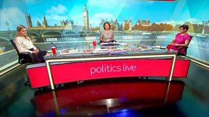 Politics Live - 07/09/2021