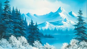 The Joy Of Painting - Series 4: 42. Snowfall Magic