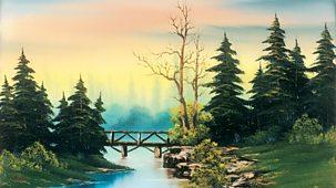 The Joy Of Painting - Series 4: 43. The Footbridge
