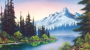 The Joy Of Painting - Series 4: 45. Hideaway Cove