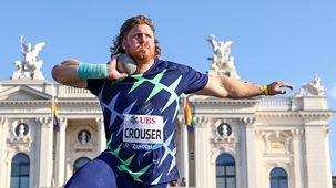 Athletics: Iaaf Diamond League - 2021: Zurich: Day One