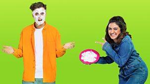 Saturday Mash-up! - Series 4: 18. With Still So Awkward And James Smith