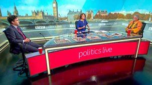 Politics Live - 13/09/2021