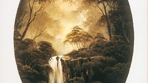 The Joy Of Painting - Series 4: 46. Enchanted Falls Oval