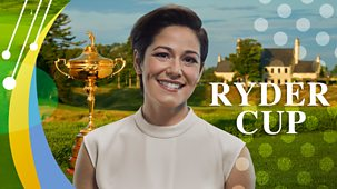 Golf: Ryder Cup - 2020: Day One Highlights