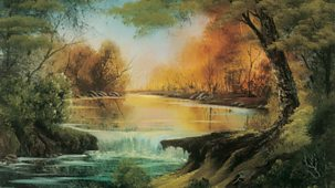 The Joy Of Painting - Series 4: 48. Splashes Of Autumn