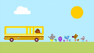 Hey Duggee - Top Of The Pups: Wheels On The Bus