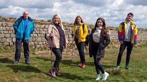 Take A Hike - Series 1: 6. Northumbria - Steph