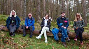 Take A Hike - Series 1: 9. Northumbria - Teresa