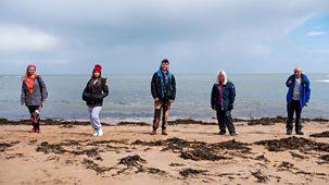 Take A Hike - Series 1: 10. Northumbria - Paul