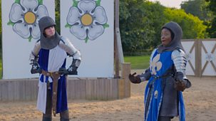 Blue Peter - World Record Spectacular And Medieval Jousting