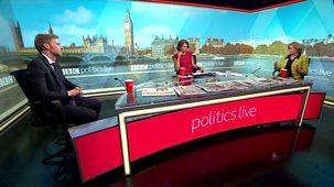 Politics Live - 16/09/2021