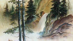 The Joy Of Painting - Series 4: 49. Oriental Falls