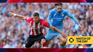 Match Of The Day - 2021/22: 18/09/2021