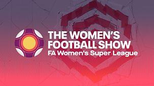 The Women's Football Show - 2021/22: 10/10/2021