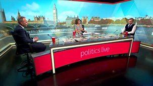 Politics Live - 23/09/2021