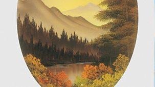 The Joy Of Painting - Series 5: 3. Autumn Oval