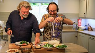 The Hairy Bikers Go North - Series 1: 3. Cumbria