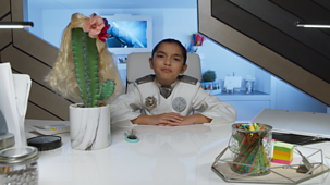 Odd Squad - Series 4: 4. O For A Day