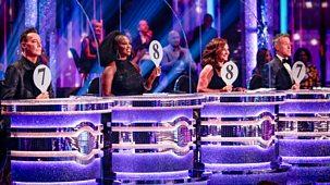 Strictly Come Dancing - Series 19: Week 2