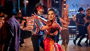 Strictly Come Dancing - Series 19: Week 2 Results