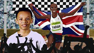 Our Black History Heroes - Series 1: 11. Mo Farah