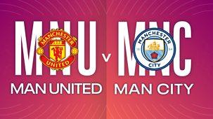 Women's Super League - 2021/22: Manchester United V Manchester City