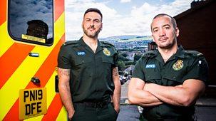 Ambulance - Series 8: Episode 3