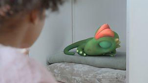 My Petsaurus - Series 5: 10. Sleeping Spot