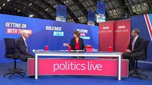 Politics Live - 05/10/2021