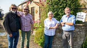 The Hairy Bikers Go North - Series 1: 4. North Yorkshire