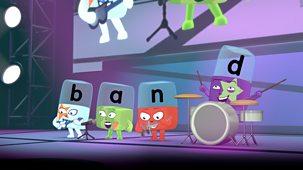 Alphablocks - Specials: Band Together