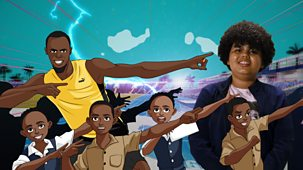 Our Black History Heroes - Series 1: 16. Usain Bolt