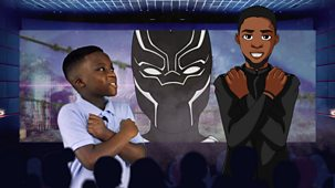 Our Black History Heroes - Series 1: 19. Chadwick Boseman