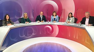 Question Time - 2021: 07/10/2021