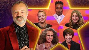 The Graham Norton Show - Series 29: Episode 3