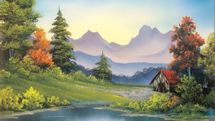 The Joy Of Painting - Series 5: 9. Trapper's Cabin