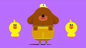 Hey Duggee - Top Of The Pups: Five Little Ducks