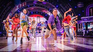 Strictly Come Dancing - Series 19: Week 3 Results