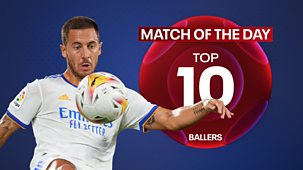 Match Of The Day Top 10 - Series 3: 2. Ballers
