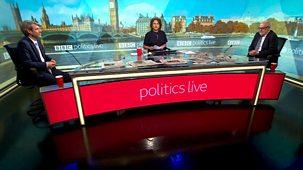 Politics Live - 12/10/2021