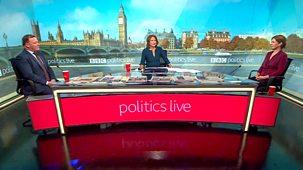 Politics Live - 13/10/2021