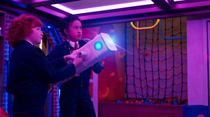 Odd Squad - Series 4: 11. Can You Wrangle It?