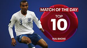 Match Of The Day Top 10 - Series 3: 3. Full Backs