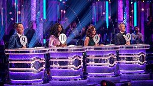 Strictly Come Dancing - Series 19: Week 5