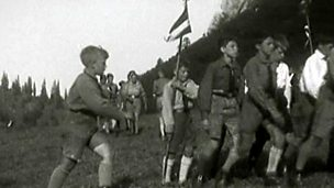 German children and the Hitler Youth