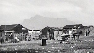 Life in the South African townships