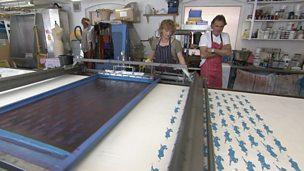 The craft of screen printing
